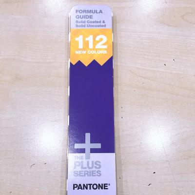 Pantone Supplement GP1601supl -112 màu