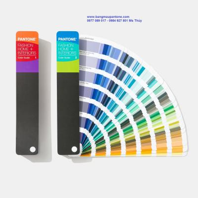 Pantone FHIP110A (TPG) Fashion Home Color Guide New 2020